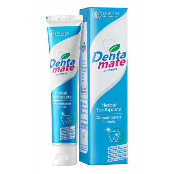 Herbal Toothpaste Concentrated Formula