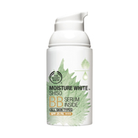 MOISTURE WHITE SHISO BB SERUM