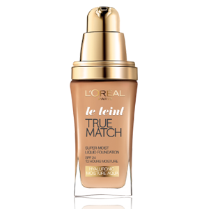 TRUE MATCH LIQUID FOUNDATION SPF17/PA++