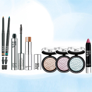 Make Up Factory แนะนำ คอลเลคชั่น Escape to Paradise