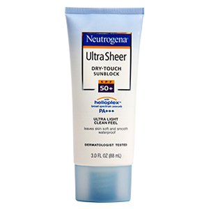 Ultra Sheer DRY-TOUCH Sunblock SPF 50+ PA+++