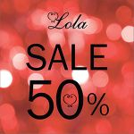 Lola Mid-Year Sale 50% off All Items