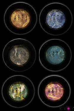 ARTY ROCKABEAUTY COLLECTION / EYESHADOW
