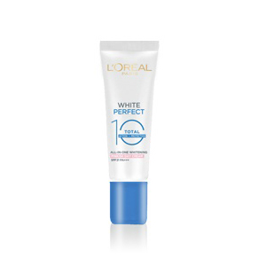 White Perfect TOTAL 10 Pinkish Day Cream SPF 21/PA