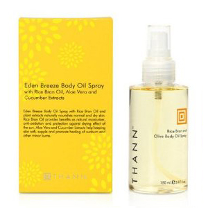 Eden Breeze Body Oil Spray