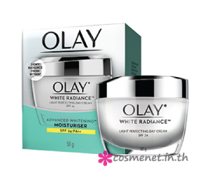 OLAY White Radiance Light Perfecting Day Cream SPF 24