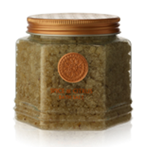 Spice & Citrus Bath Salt