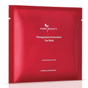 Pomegranate Antioxidant Eye Mask