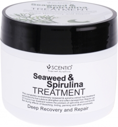 Scentio Seaweed&Spirulina Deep Covery and Repair Hair Treatment