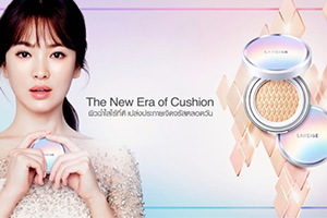 THE NEW ERA OF CUSHION