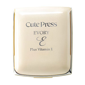EVORY Plus Vitamin E Two Way Powder Cake (New)