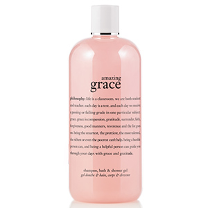 Amazing Grace Shampoo, Shower Gel & Bubble Bath