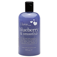 Blueberry Smoothie Bubble Bath&Shower Creme