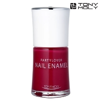Party lover nail enamel PK12 hot pink