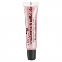 Shimmer & Shine Lipgloss Strawberries & Milkshakee