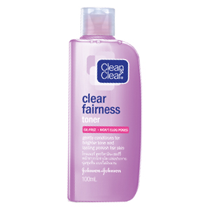 Clear Fairness Toner