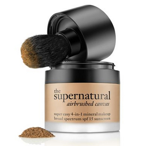 The Supernatural Airbrushed Canvas SPF 15