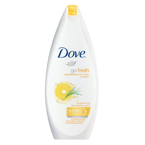 Body wash go fresh energize
