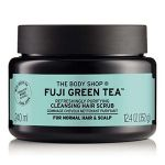 Fuji Green Tea Refreshingly Purifying Cleansing Hair Scrub