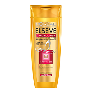Elseve 6 Oil Nourish Extra Nourishing Shampoo