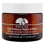High Potency Night-A-Mins Mineral-enriched moisture cream