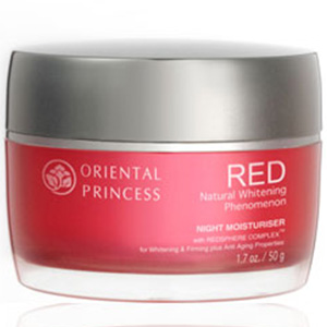 Red Natural Whitening Phenomenon Night Moisturiser