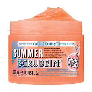 Call of Fruity Summer Scrubbin' Cooling Body Scrub