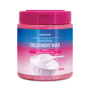 Smoothing Treatment Wax Yogurt