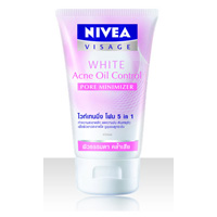 WHITE ACNE OIL CONTROL PORE MINIMIZER