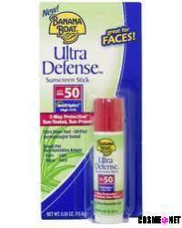 Ultra Defense® Sunscreen SPF 50 Stick