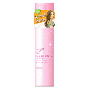 Hair Foam #Clear Wave