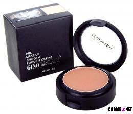 GINO McCRAY Pro Make-Up Smooth Focus & Define Shading