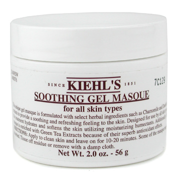 Soothing Gel Masque