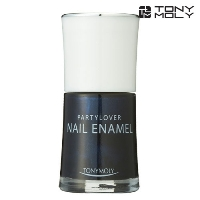 Party lover nail enamel BL03 true blue