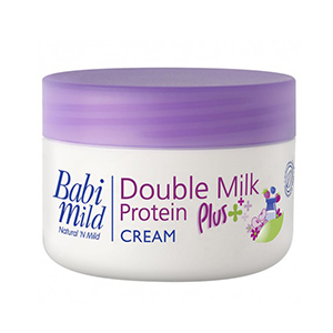 Double Milk Protein Plus Baby Cream