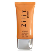 Ziiit Plus Physical Sunscreen SPF30