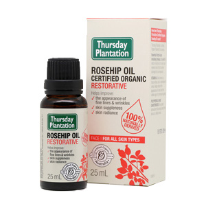 Rosehip Oil Certificated Organic Restorative