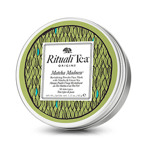 Matcha Madness Revitalizing Powder Face Mask
