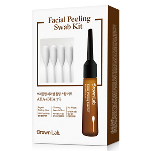 Facial Peeling Swab Kit