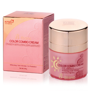 COLOR COMBO CREAM SPF 49 PA++