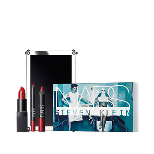 STEVEN KLEIN Magnificent Obsession Cool Red Lip Set