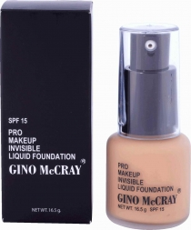GINO McCRAY Pro Make-Up Liquid Foundation