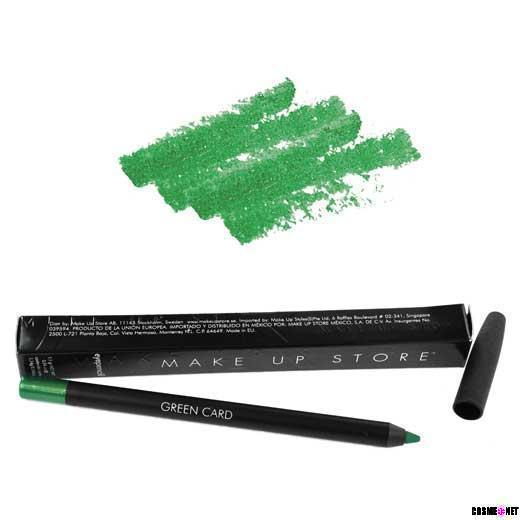 Eyepencils Green Card