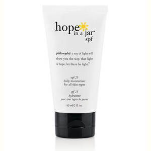 Hope in a Jar SPF25 Moisturizer for All Skin Types