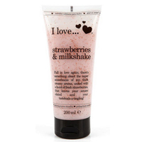 Strawberries & Milkshake Exfoliating Shower Smoothie