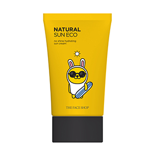 Natural Sun Eco No Shine Hydrating Sun Cream SPF40 PA+++