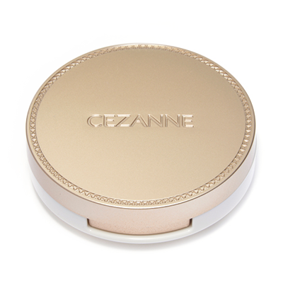 CEZANNE UV SILK FACE POWDER SPF48/PA