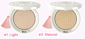 Whitening Rose BB Powder Pact