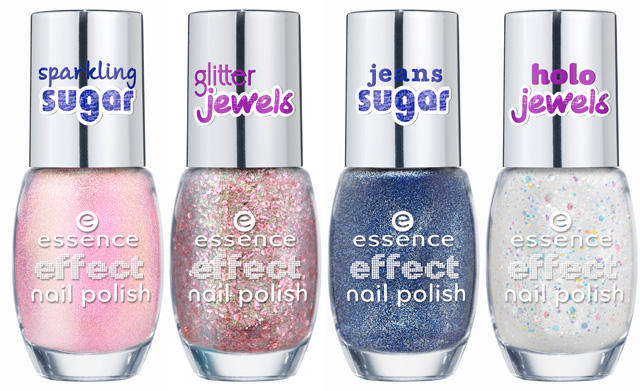 Essence new in town effect nail polish