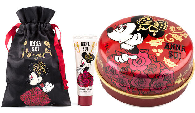 Anna Sui x Minnie Mouse Holiday